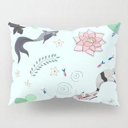 Japanese Pond Pillow Sham