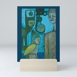 Mechanisms of Belief 3 Mini Art Print