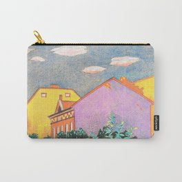 Summer Sunset In Berlin Carry-All Pouch