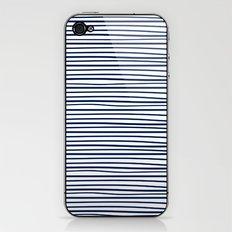 Sailor Tee - Navy iPhone & iPod Skin