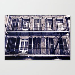 Rue Toulouse Canvas Print