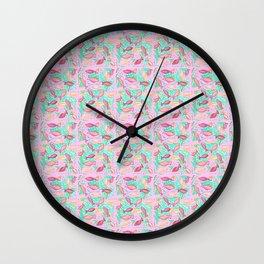 Cyclone Fish Wall Clock