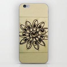 Eye Flower iPhone & iPod Skin