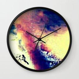 Tapetum 2 Wall Clock