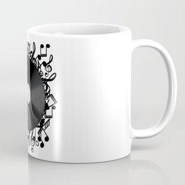 Vinyl Music Coffee Mug