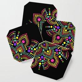 Pastel Pinwheel Coaster