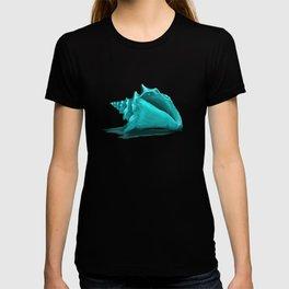 Aura the Seashell - illustration T-shirt