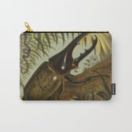 Hercules Beetle Carry-All Pouch