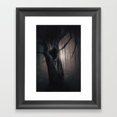 LIMBO Framed Art Print