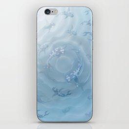 Koi Fish Aquarium iPhone Skin