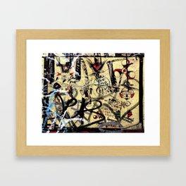 Your Band Sucks Framed Art Print