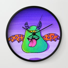 Creatch: Meet Maurice Wall Clock