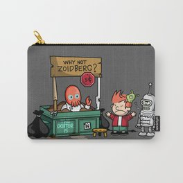 The Doctor is In.... Why not Zoidberg? Carry-All Pouch
