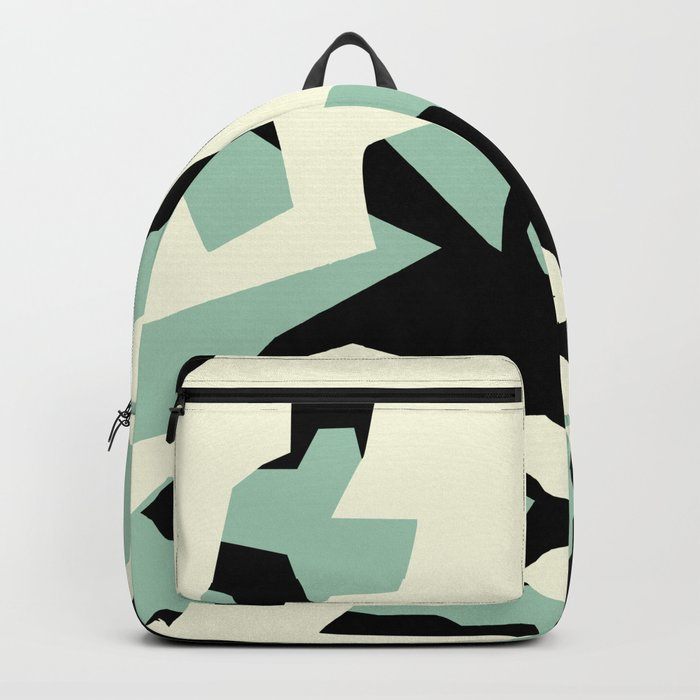 Camouflage:RAW Backpack