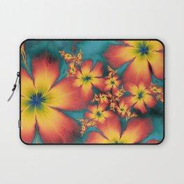Chintz Flowers Laptop Sleeve