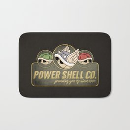 Power Shell Co. Bath Mat
