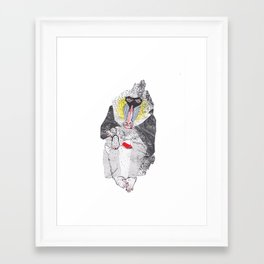 boon Framed Art Print