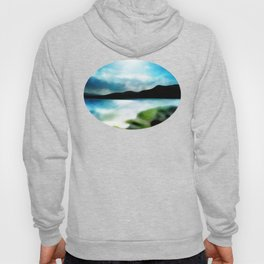 """Almeria Beach - Coast of Spain"" (Cabo de Gata) Hoody"