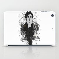 sketch iPad Cases featuring Sketch by Stefano Messina