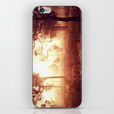 My autumn iPhone & iPod Skin