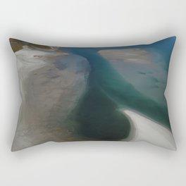 Mason's Inlet at Wrightsville Beach NC Rectangular Pillow