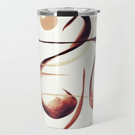 Caffeinated Dreams Travel Mug