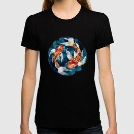 Metallic Koi II T-shirt
