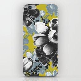 Erin's Tulips iPhone Skin