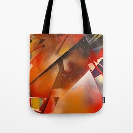 AESTHETICDOWN Tote Bag