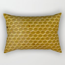 Bees work - Ruche d'abeille - #animal Rectangular Pillow