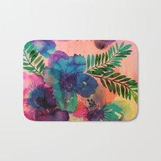 Skye Floral Bath Mat
