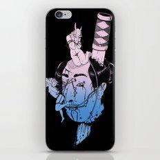 Krampus iPhone & iPod Skin