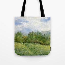 Underhill Fields Tote Bag
