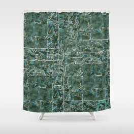 Mosaic Collage Duvet Cover 3 Shower Curtain