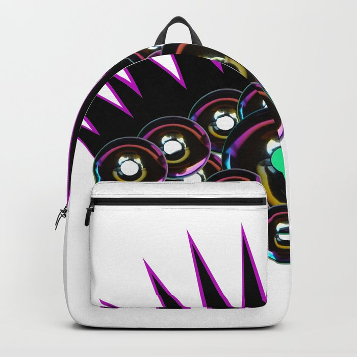 Donut Eyes Backpack
