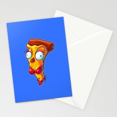 Hot Pizza Stationery Cards