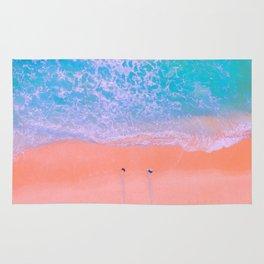 Water Ocean Waves Rug