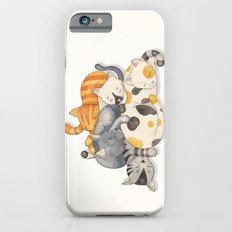 Cat Nap (Siesta Time) iPhone 6s Slim Case