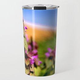 Concept flora : Digitalis Travel Mug