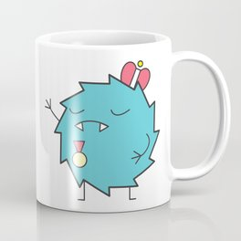 Cute Little Monster - The King Coffee Mug