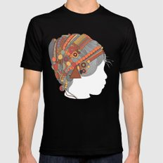 A TRIBE CALLED WOMEN - COLOR EDITION MEDIUM Mens Fitted Tee Black
