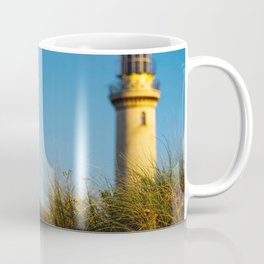 Old lighthouse from Hanseatic city of Rostock Coffee Mug