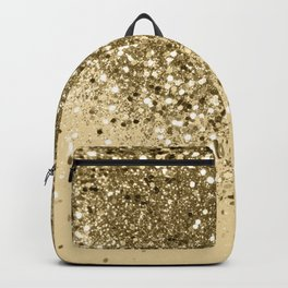 Cali Summer Vibes Lady Glitter #1 #shiny #decor #art #society6 Backpack