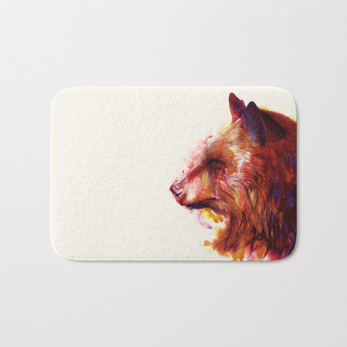 Grizzly  Bath Mat