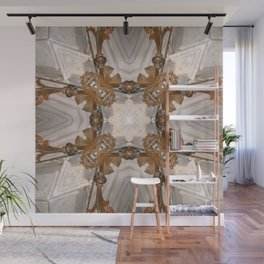 Delusions Of Grandeur - Vintage Inspired Collection Wall Mural