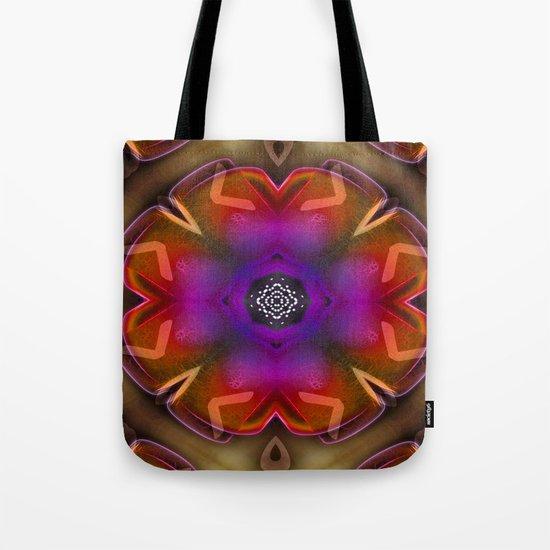 Mandala 8 Tote Bag