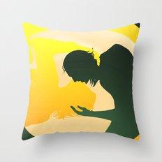 I had a dream... (Loki) Throw Pillow