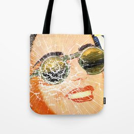 No Time For Change. Tote Bag