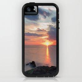 Sandy Hook Sunset iPhone Case