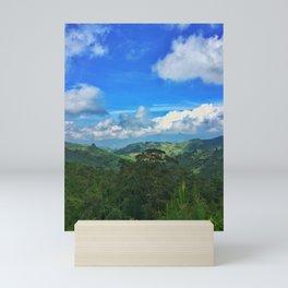 Blue Sky Mini Art Print